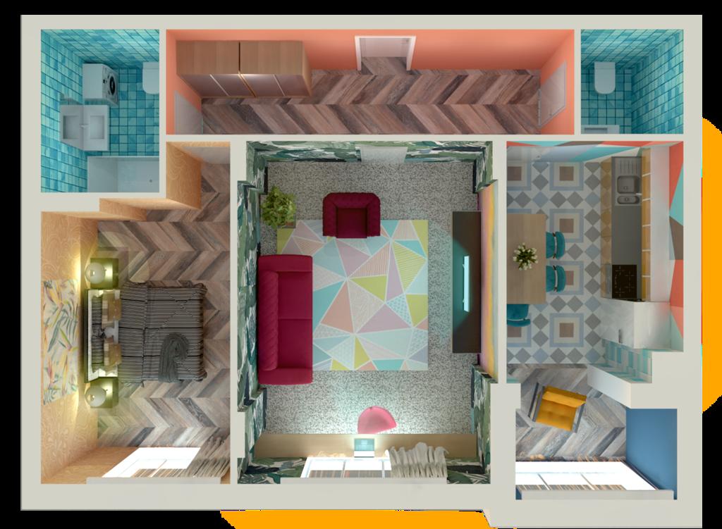 Купить квартиру под Киевом в ЖК Оранж Парк